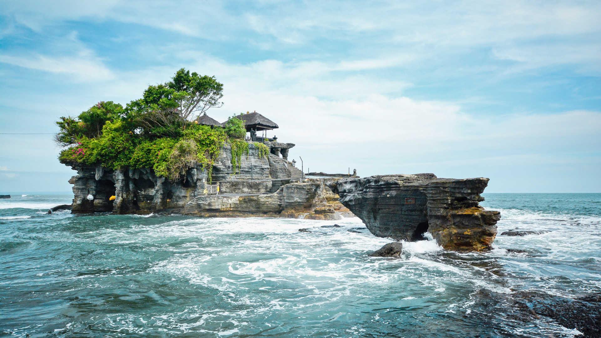 Du lịch Bali hòn đảo đẹp như thiên đường của Indonesia