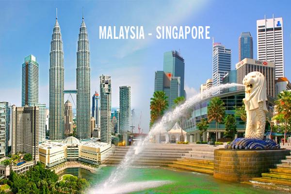 Du lịch Singapore và Malaysia nhất định phải đến 7 nơi này