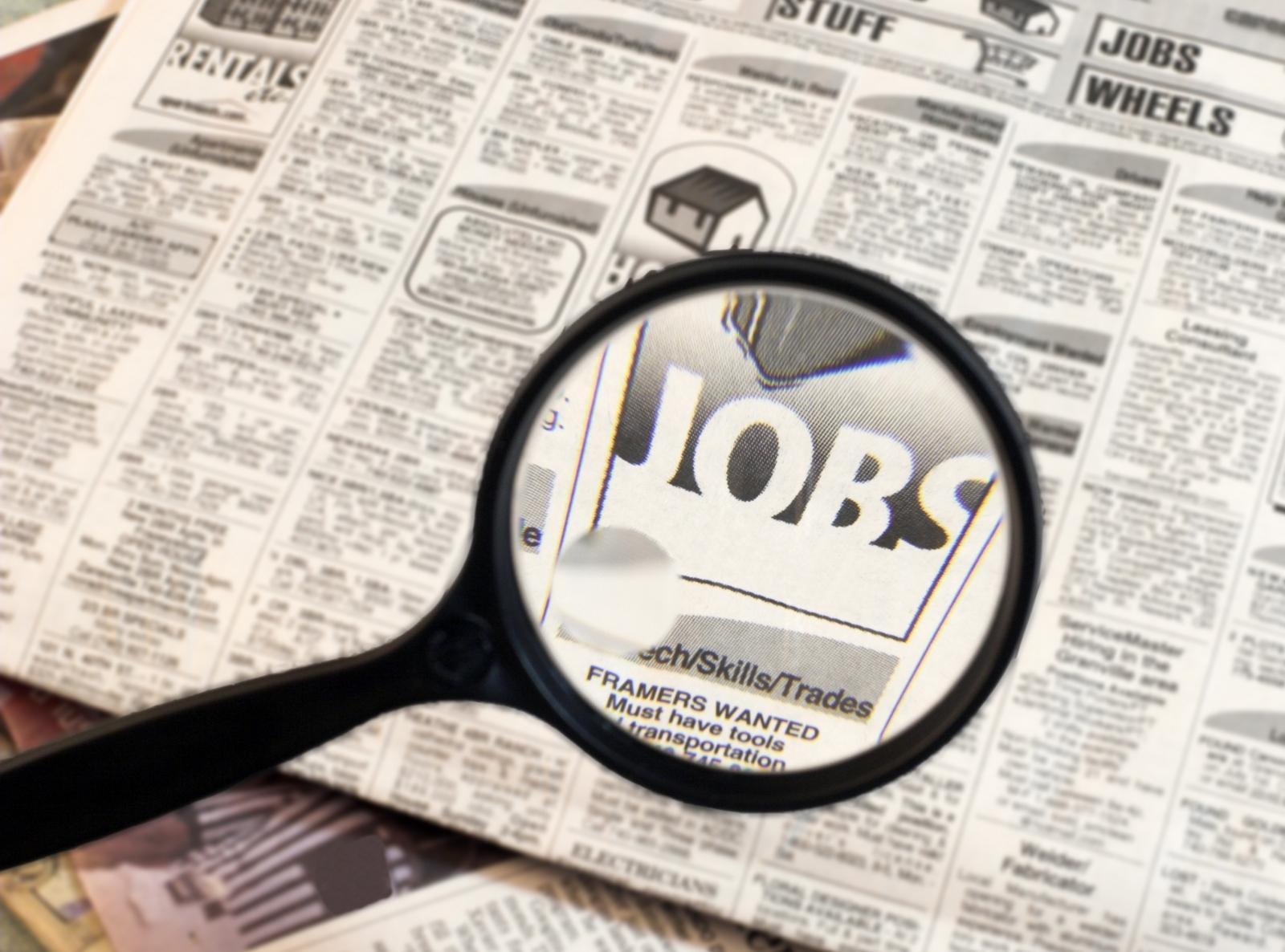 Những kinh nghiệm hữu ích khi tìm kiếm việc làm
