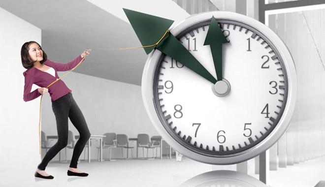Những thói quen của những con người làm việc đúng giờ