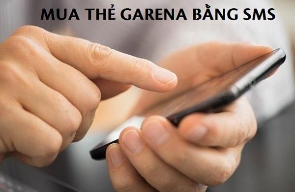 Mua thẻ garena bằng tài khoản điện thoại, bạn đã thử chưa?