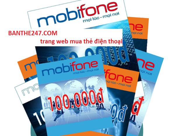 Tìm trang web mua thẻ điện thoại uy tín, giá rẻ