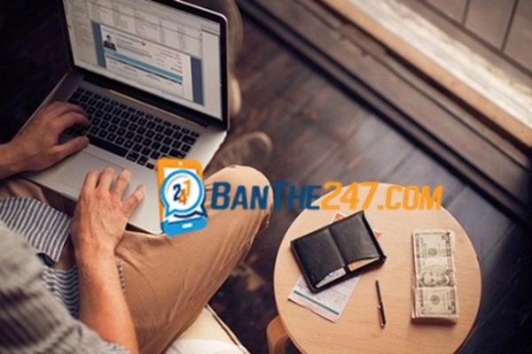Banthe247 – Trang web thu mua thẻ cào điện thoại nhanh nhất
