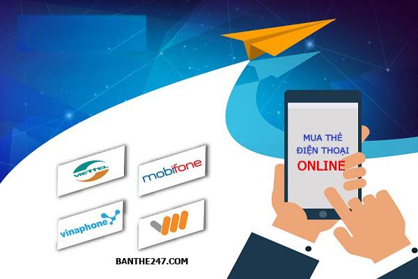 Website mua thẻ cào online giá rẻ được sử dụng nhiều nhất hiện nay