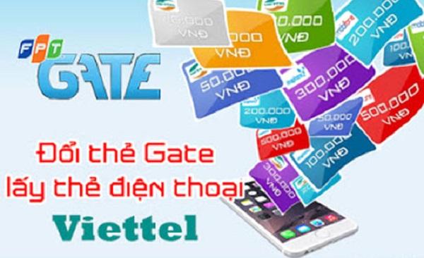 Nạp tiền Viettel bằng thẻ cào game dễ dàng, nhanh chóng nhất