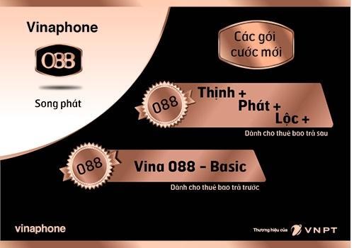 Những lợi ích hấp dẫn nhận được từ sim 088 vinaphone