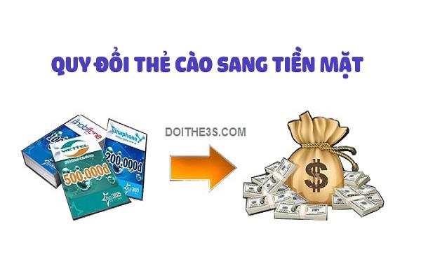 Hướng dẫn quy đổi thẻ cào Viettel thành tiền mặt đơn giản