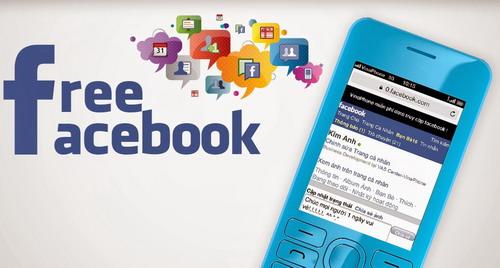Đăng kí thành công gói Facebook Vinaphone truy cập facebook tẹt bô