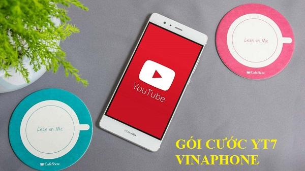 Tặng 10GB data khi tham gia đăng ký gói cước YT7 Vinaphone