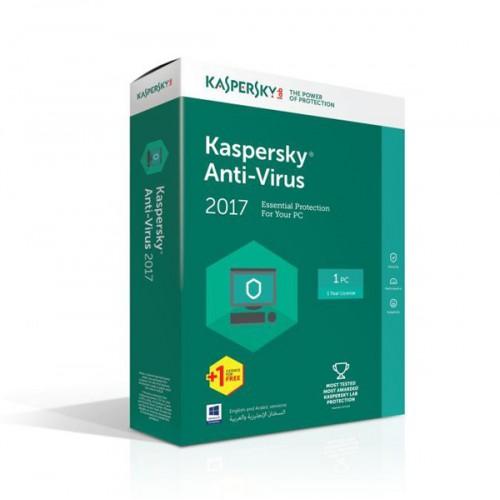 Thông tin phần mềm diệt virus kaspersky