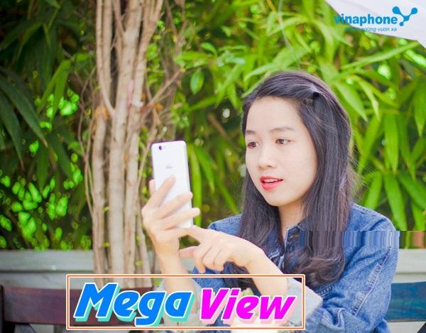 Chi tiết cách đăng kí gói MegaView Vinaphone