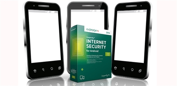 Mua phần mềm Kaspersky cho android nhận ngay chiết khấu khủng
