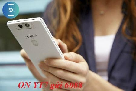 Học nhanh cách đăng kí gói YT7 Vinaphone