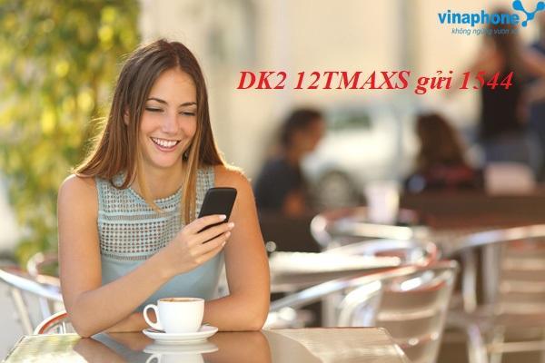 Đăng kí ngay gói 12TMAXS VinaPhone thoải mái lướt web trong 12 tháng