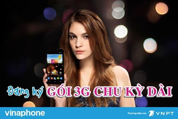 Đăng kí nhanh gói 3G/ 4G Vinaphone chu kì dài để dùng