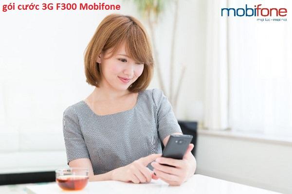 Chi tiết cách đăng ký gói cước F300 Mobifone
