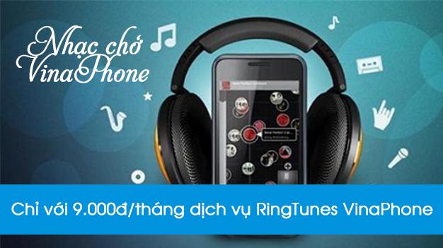 Những thông tin nên biết khi sử dụng dịch vụ nhạc chờ vinaphone