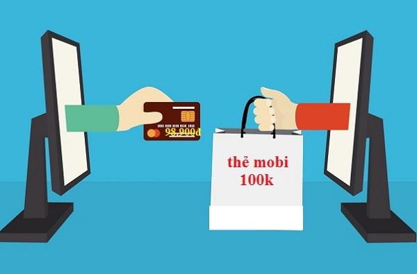 Cách mua mã thẻ Mobi online nhanh nhất, đơn giản nhất
