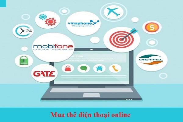 Chi tiết cách mua thẻ điện thoại online tại banthe247.com