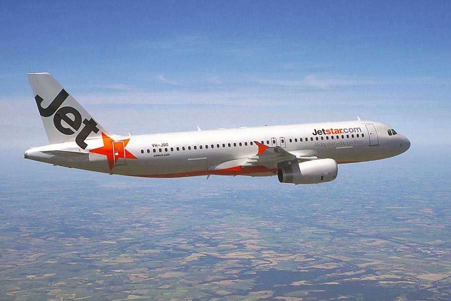 Vé máy bay Jetstar giảm giá mạnh sau tết