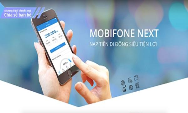 Thông tin thú vị về ứng dụng nạp tiền mobifone