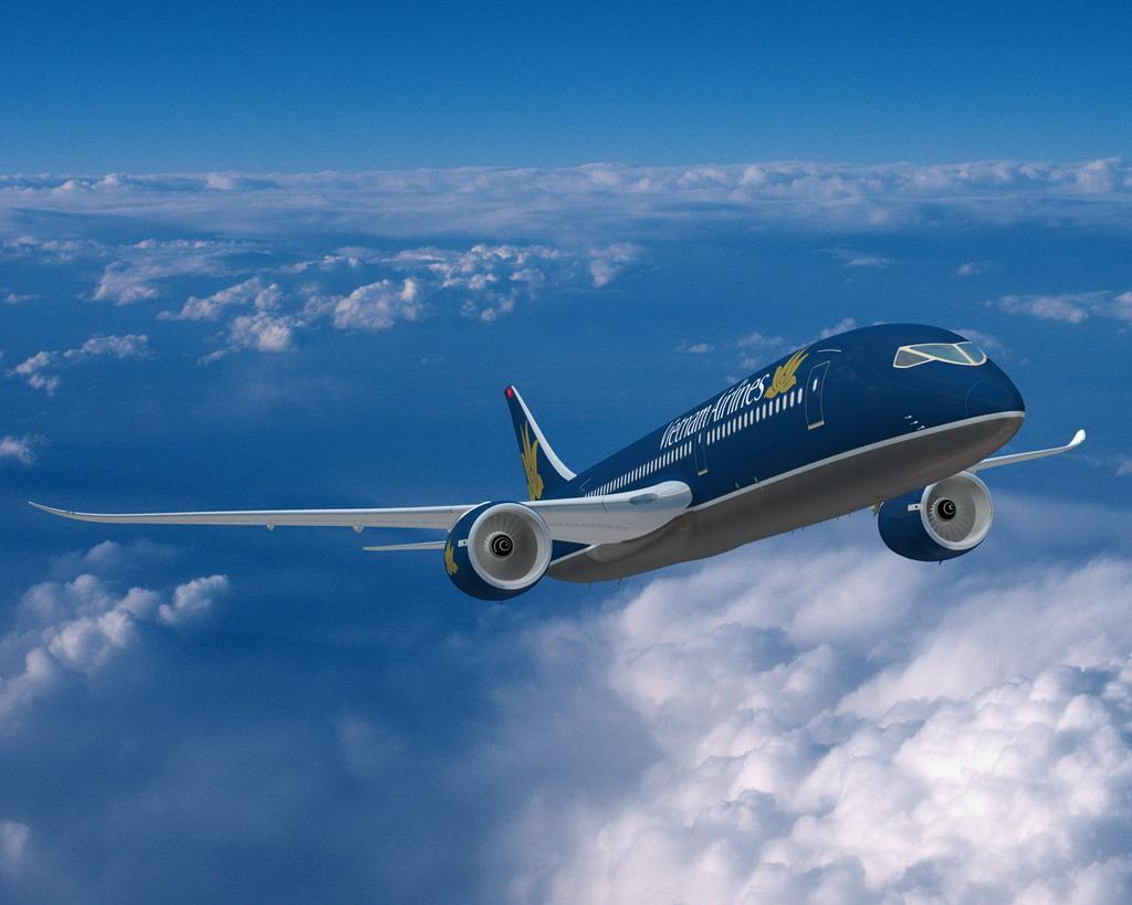 Bay cùng Vietnam Airlines với bảng giá cả vé máy bay nội địa rẻ