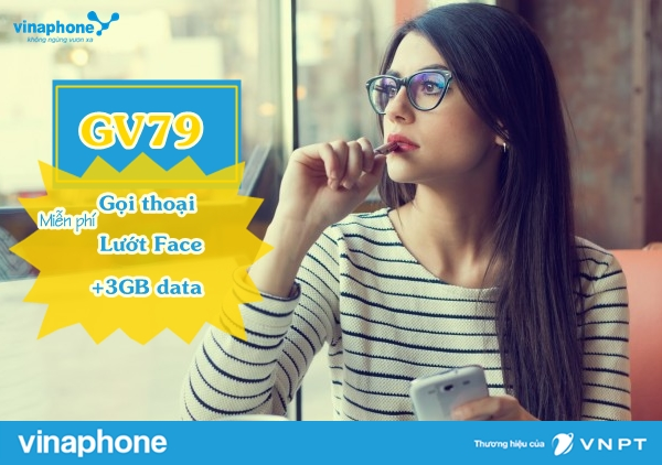 Làm sao để đăng kí gói GV35 và GV79 Vinaphone  nhận ưu đãi lớn nhất?