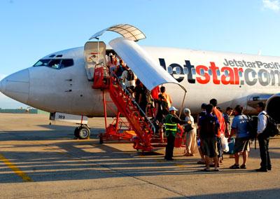 Săn ngay vé máy bay giá rẻ với Jetstar Pacific