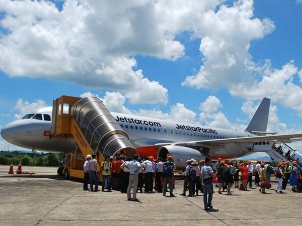 Hàng ngàn vé máy bay giá rẻ Jetstar đổ bộ đến hunghabay.vn