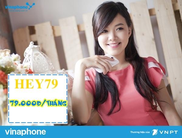 Làm sao để đăng kí gói HEY79 Vinaphone nhanh chóng nhất?