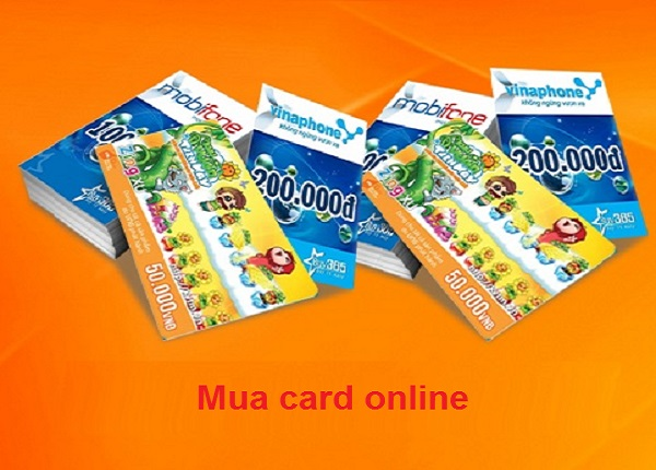 Ưu điểm của dịch vụ mua card online có thể bạn chưa biết