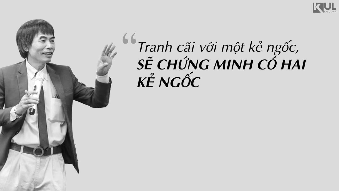 Ts Lê Thẩm Dương với những câu nói truyền cảm hứng chinh phục thành công