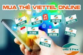 Mẹo mua thẻ Viettel khi đang trong phòng làm việc