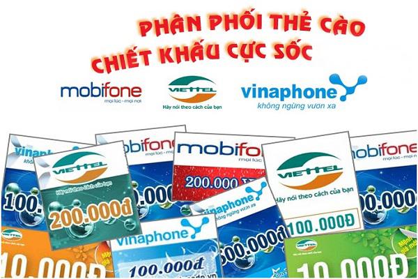 Mách nhẹ cách mua thẻ cào online giản đơn