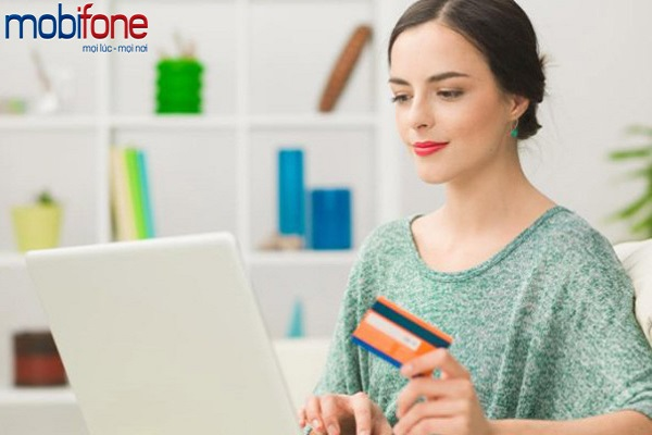 Bí quyết nạp tiền Mobifone online nhanh, gọn