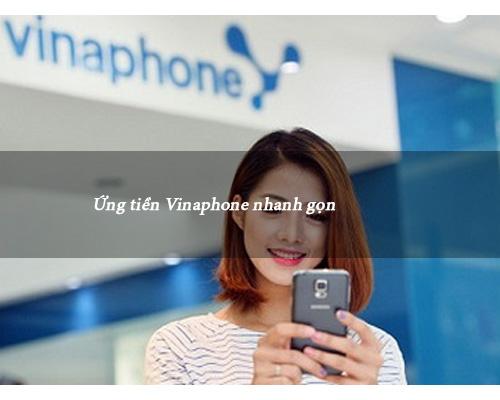 Làm sao ứng tiền vinaphone nhanh chóng  nhất thông qua SMS?