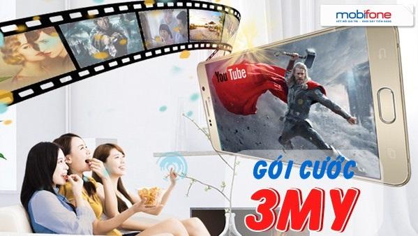 Hướng dẫn cách tham gia đăng ký gói cước 3MY Mobifone qua sms