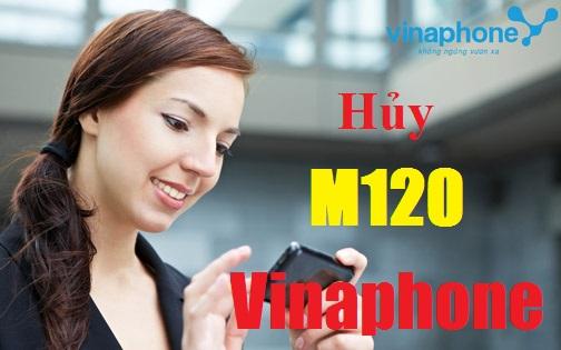 Bật mí cách hủy gói cước M120 Vinaphone qua tin nhắn