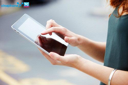 Hướng dẫn đăng kí gói 3G vinaphone data khủng giá rẻ nhất