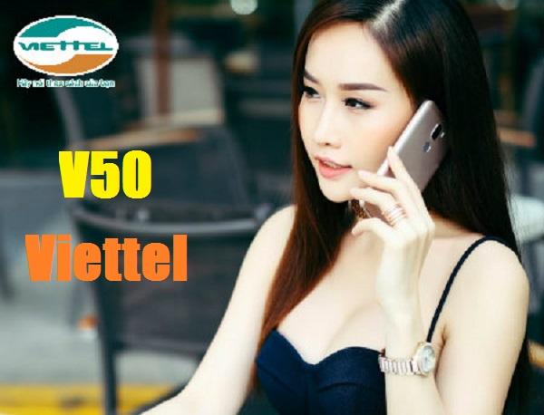 Cách nhận ưu đãi 170 phút gọi miễn phí từ gói V50 Viettel