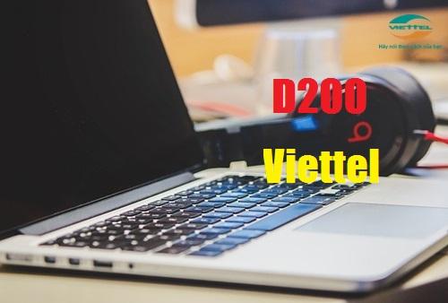 Bật mí cách đăng ký gói D200 Viettel chỉ với 1 tin nhắn