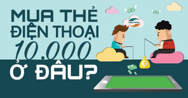 Đâu là cách mua card viettel 10k nhận được nhiều ưu đãi nhất hiện nay?