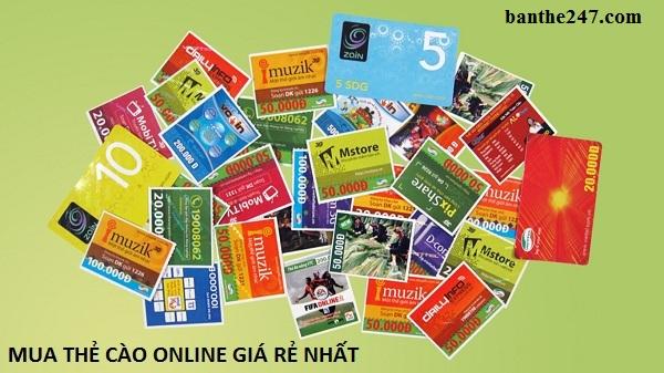 Tại sao nên mua mã thẻ viettel online tại Banthe247.com