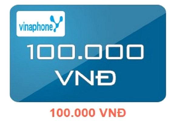 Các mệnh giá thẻ cào Vinaphone phổ biến nhất hiện nay