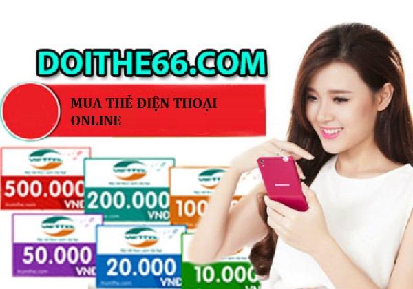 Những ưu điểm mua thẻ điện thoại online mà bạn không thể bỏ qua!
