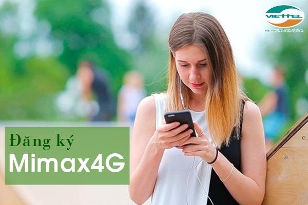 Hướng dẫn sử dụng gói Mimax4G viettel  trọn gói để thoải mái vào mạng