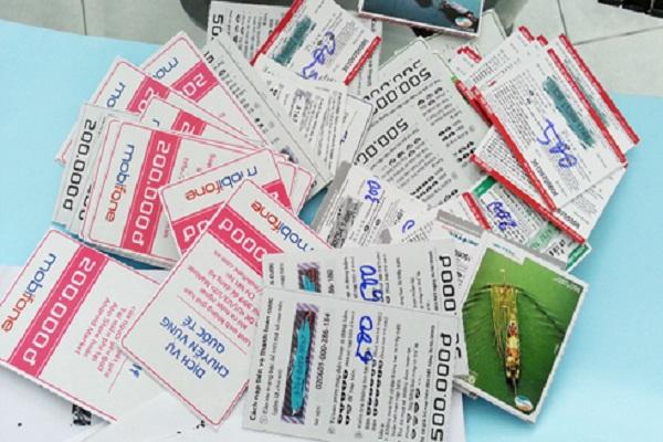 Một số lưu ý khi mua mã thẻ điện thoại ở doithe123.com