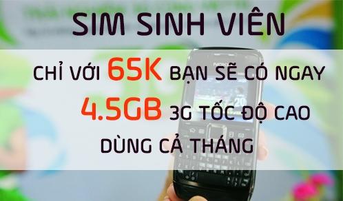Làm sao đăng kí gói MISV65 Viettel nhận ngay ưu đãi lớn?