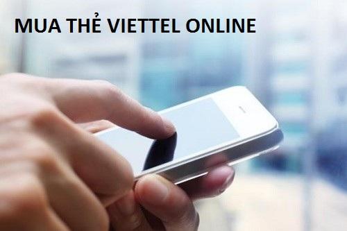 Website giúp khách hàng mua thẻ viettel online nhanh chóng
