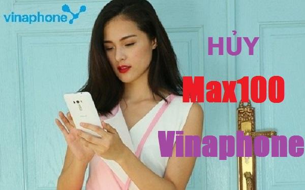 Mẹo hủy gói cước Max100 Vinaphone siêu nhanh qua tin nhắn